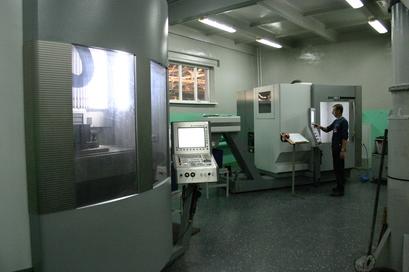 Производственный процесс на заводе КЗСМИ