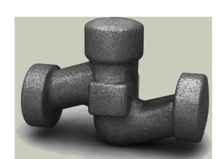 Штамповка запорных клапанов