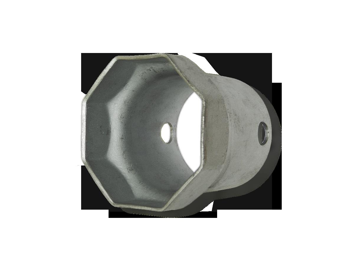 Ключи гаечные торцовые трубчатые S82, 104, 110, 115 с внутренним восьмигранником односторонние
