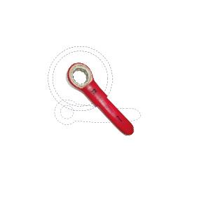 Ключи гаечные прямые с кольцевым зевом односторонние изолированные ТУ 3926-026-53581936-2015 КГКП ЭБ