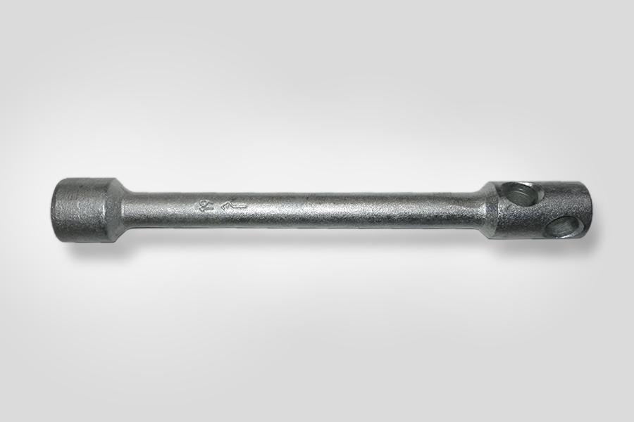 Односторонний прямой торцовый ключ