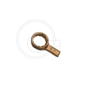 Ключ гаечный накидной односторонний иконка